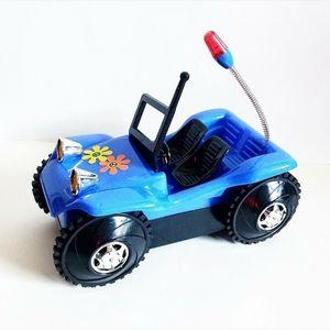 2000s Tumble Buggy Hippie Toy Car
